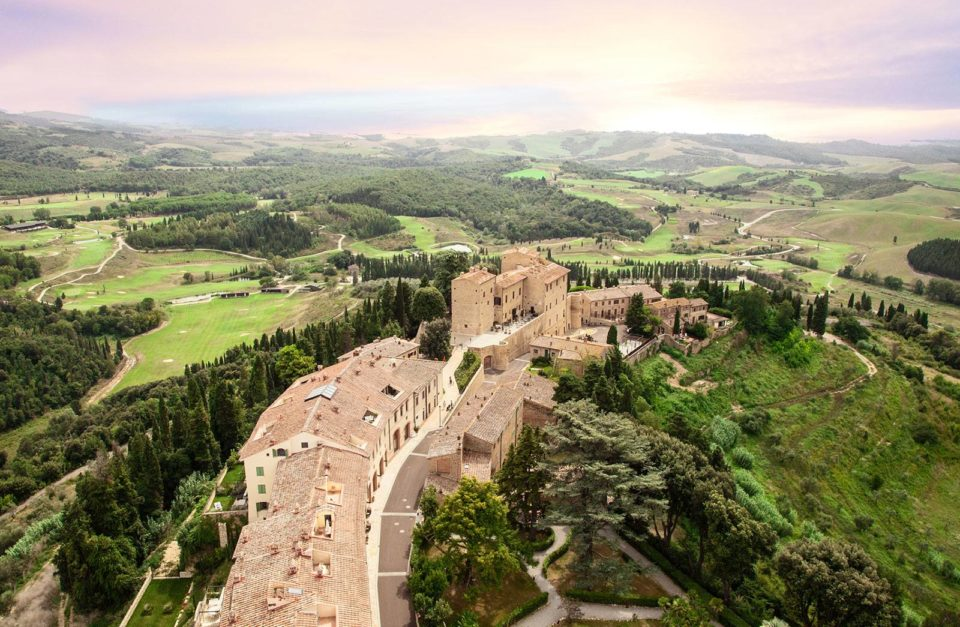 Castelfalfi Resort & Golf 5* Tuscany SPECIAL GOLF PACKAGES